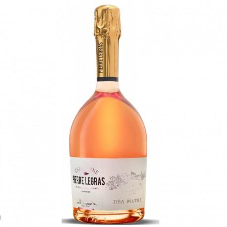 Champagne rosé Grand Cru en bouteille champagne Ruinart