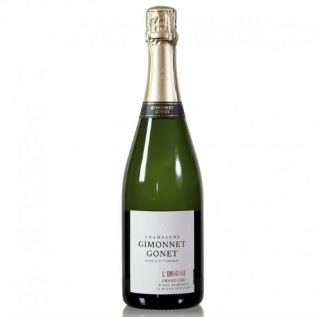 bon champagne blanc de blancs abordable prix raisonnable