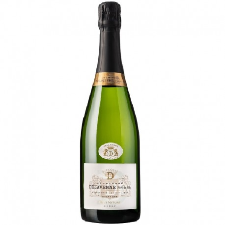 Champagne Extra-Brut aux arômes de fruits à chair blanche