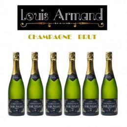 Champagne Brut x 6