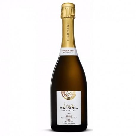 bon champagne millésimé vintage 2014 grand cru