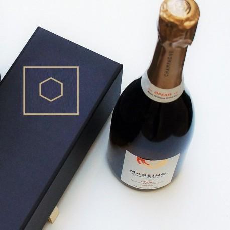 Coffret personnalisé box sur mesure coffret cadeau champagne cadeau d'affaires