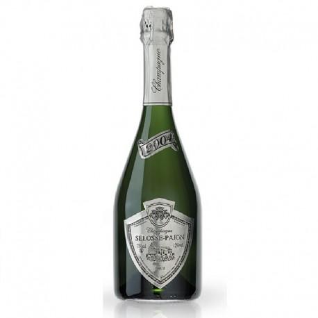 les meilleurs champagnes millésimés : vintage 2012